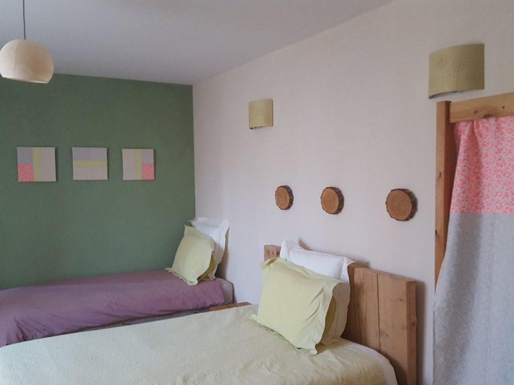 Auvergne-Volvic-Les-Ombelles-Chambres